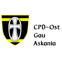 Logo Christliche Pfadfinderschaft Deutschlands e.V. Gau Askania